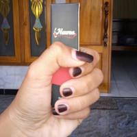Henna Naura kemasan 5 ml, maroon, black, orange, red rose, red chilli - Cokelat, 5 ml thumbnail