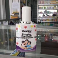 Caladine Lotion 60 ML / 95 ML - Untuk Gatal, Biang Keringat, Alergi