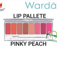 WARDAH LIP PALETTE - PINKY PEACH thumbnail