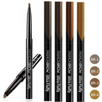 maybelline fashion brow ultra fluffy BR-3 thumbnail