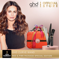 ghd curve wand Red & Pink Package Special Edition thumbnail