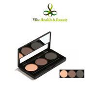 Focallure Fa04 Eyebrow Powder 03 Natural, Brown, Light Gray thumbnail