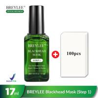 [BPOM] BREYLEE Step 1 Blackhead Remover Mask - Pembersih Komedo (17ml) - STEP2 PORE MNMZ thumbnail