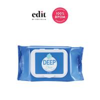 A pieu Deep Clean Cleansing Tissue -170gr- Edit by Sociolla thumbnail