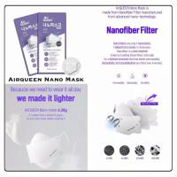[READY STOCK] SOOMLAB AIR QUEEN NANO MASK Korea Airqueen masker thumbnail