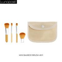 kimasako - Mini Bamboo Brush 4 in 1 thumbnail