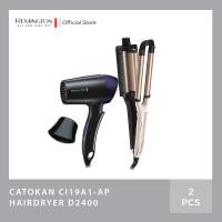 Bundling Adjustable Waver CI19A1-AP - Travel Hairdryer 1400 D2400 thumbnail