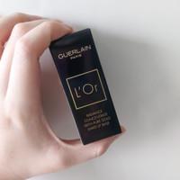 Guerlain paris L OR make up base primer radiance concentrate pure GOLD thumbnail
