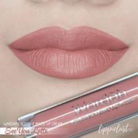 (READY & ORI) Wardah Exclusive Matte Lip Cream Lipstick BPOM - 03 SEE YOU LATE thumbnail