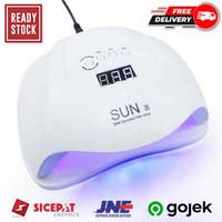 Pengering Kutek Kuku UV LED Nail Dryer 54W RainSolid thumbnail