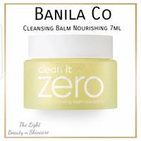 BANILA CO Cleansing Balm Nourishing 7ml thumbnail