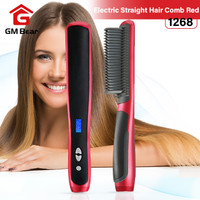 GM Bear Sisir Catokan Rambut 1268 - Vlasy Electric Hair Straightener thumbnail