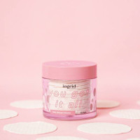 Ingrid You Got It All Skincare Wipes 3 in 1 Peeling Pad isi 30 pads thumbnail
