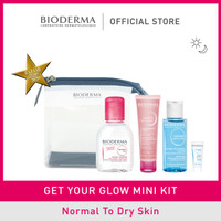 Bioderma Get Your Glow Mini Kit - Sensibio H2O Micellar Water 100ml thumbnail