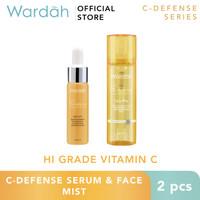 Wardah C-Defense Serum & Face Mist thumbnail