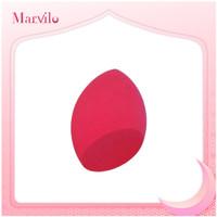 Marvilo Beauty Sponge Blender Foundation Bentuk Miring - Krem thumbnail
