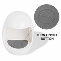 XIXI Pengering Kutek Kuku Mini UV LED Nail Dryer Egg Shape 3W thumbnail