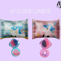 lip scrub lumiere viral - COTTON CANDY thumbnail