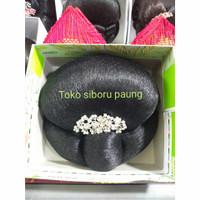 sanggul modern + tusuk silver thumbnail