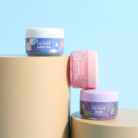 LIP SCRUB BRIANCA 20gr with Natural Ingredients - Strawberry thumbnail