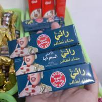 Pacar Henna Rani Kuku size Kecil 15rb thumbnail