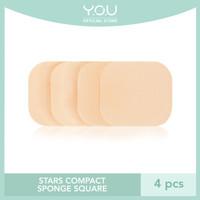 Glam Fix Stars Compact Sponge - Square thumbnail
