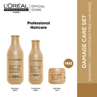 L Oreal Professionnel Damaged Hair Care Set Untuk Rambut Rusak thumbnail