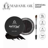 Madame Gie Madame Brow On Point Eyebrow Pomade Cream Pensil - BOP01 EARL GREY thumbnail
