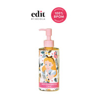 DHC Disney Deep Cleansing Oil Alice Tropical White - size 200 ml thumbnail