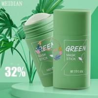 Magic Stick Pore Cleaner Green Tea Mask Ampuh untuk kulit Acne Oil thumbnail