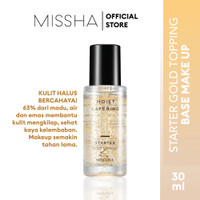 Missha Moist Layering Starter [Gold Topping] 30ml thumbnail