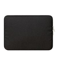 Tas Laptop Cover Softcase Sleeve Sarung Macbook Laptop 11 inch - Hitam