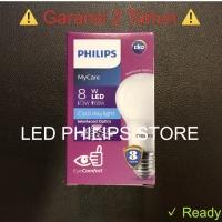 Lampu Bohlam LED Philips 9 Watt Putih/Cool Day Light (9W 9 W 9Watt)