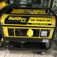 MultiPro Generator Listrik 1000 Watt Bensin 4 Tak Genset GG-1600 / 4SW