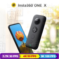 Insta360 ONE X - VR Action Camera HDR Video iPhone Android NO Gimbal