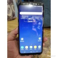 Samsung Galaxy S8 Plus 64GB FULLSETT GRS Sein Resmi Second Mulus
