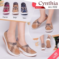 Katalog Sepatu Cynthia Wedges Katalog.or.id