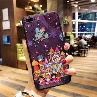 Iphone case / casing iphone soft case hard case cute castle 3D Relief