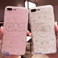 Iphone case / casing iphone soft case hard case Floral Lace Mandala