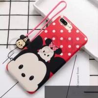 Iphone case / casing iphone soft case hard case tsumtsum minnie