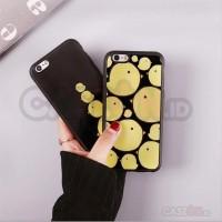 Iphone case / casing iphone soft case hard case little chicken