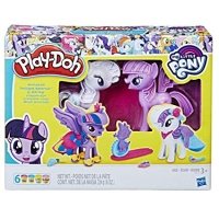 Playdoh Little Pony Princess Twilight Sparkle