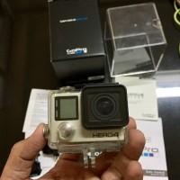 GoPro Go Pro Hero 4 Black not Xiaomi Yi silver