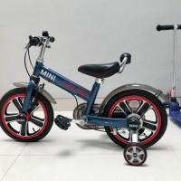 Sepeda anak mini cooper original 14 inches second