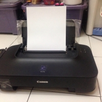 Printer Canon ip2770 + infus exclusive normal