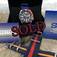 Jual Seiko SKX009 Divers Automatic Watch Original Second | Jam Tangan Murah Murah