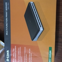 D-Link multi function print server DPR-1061