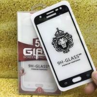 TEMPERED GLASS FULL COVER SAMSUNG J5 PRO / J530 / FULL LEM
