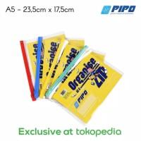 ( 1 PC ) PIPO Zipper PP - A5 GARANSI TUKAR BARU