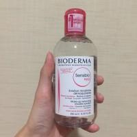 Bioderma Sensibio H2O 250 mL make up removing micelle solution